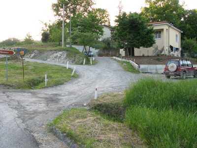 seconda percorso