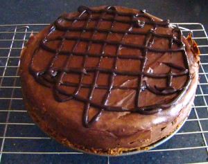 Torta di Cioccolato al Nettare di Habanero Chocolate