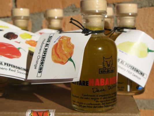 Nettare d'Habanero - i nostri olii piccanti