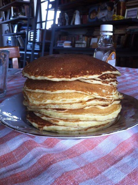 I Pancakes di Sacha